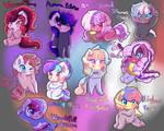 Twishy/Rainbowpie new babies (5)