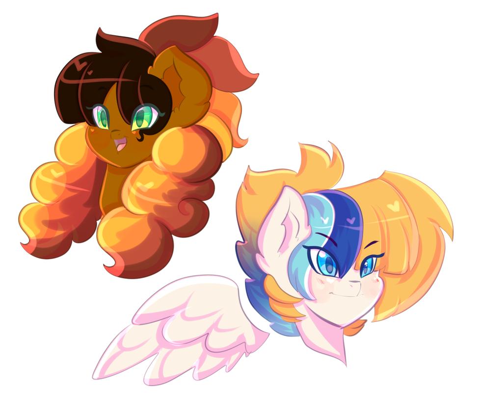 Nextgen: Beauty Ponies by karsisMF97