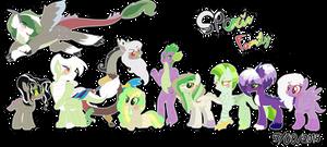 Spike x Eris Family
