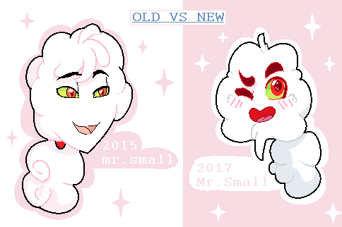 OLD STYLE VS NEW STYLE by karsisMF97