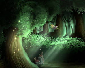Forest Pokemon