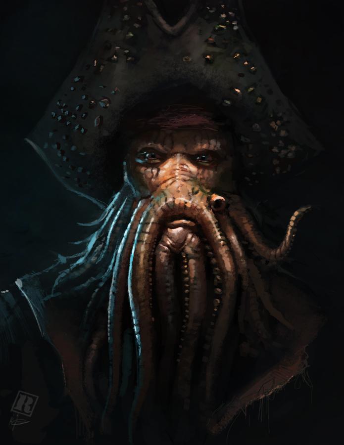 The Gallery For Gt Davy Jones Crew Maccus
