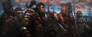 Warsong Clan , World of Warcraft