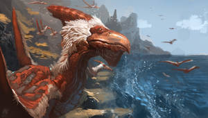 Sea drakes by RAPHTOR