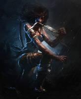Lara Croft - Survivor