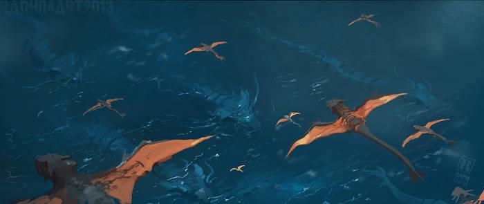 Dragon Migrations