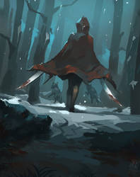 Red riding hood gone rampage by RAPHTOR