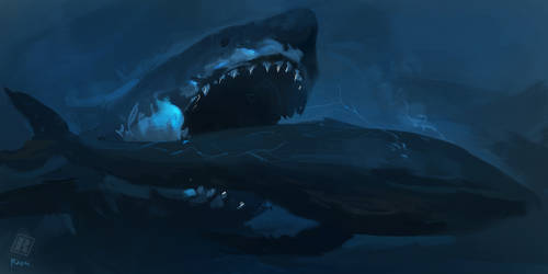Megalodon by RAPHTOR