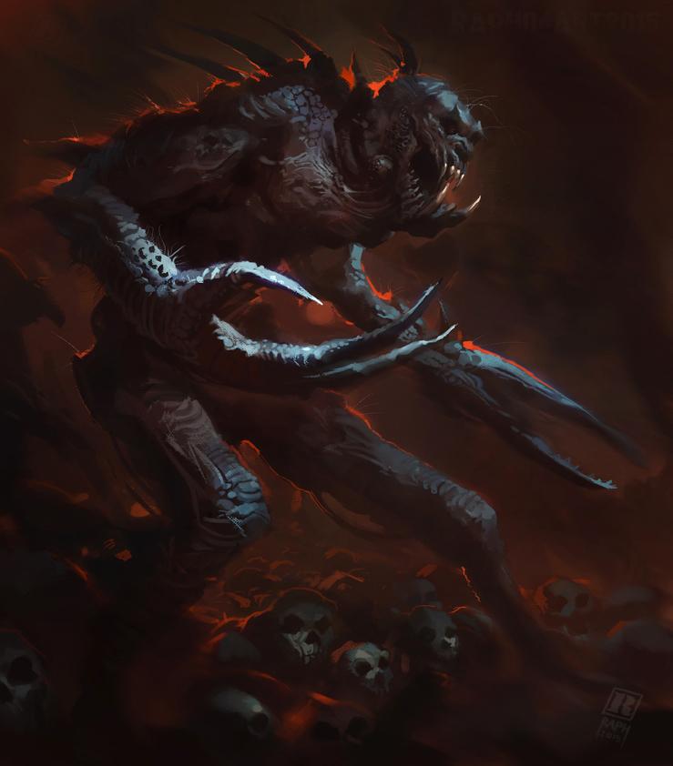 Hellfire Stygian by Raph04art