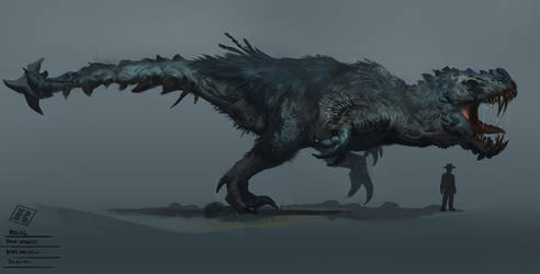 Dino Hybrid - Belial