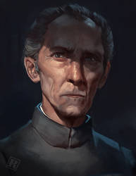 Grand Moff Tarkin by RAPHTOR