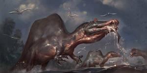 Spinosaurus A