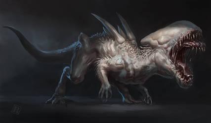 Indominus Neomorph
