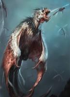 Pygmy Wyvern by RAPHTOR