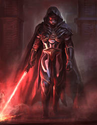 Darth Revan custom 1 by RAPHTOR