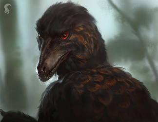 Sinornithosaurus by RAPHTOR