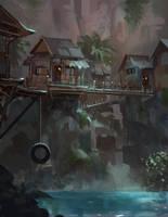 Pool by RAPHTOR