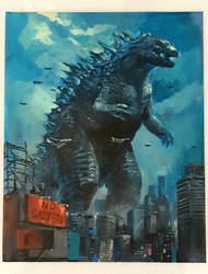 Gojira by RAPHTOR