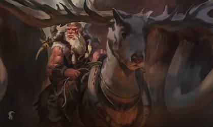 Primal Santa