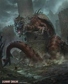 Vyaetra - Legendary Dragons