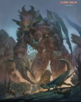 Zuth - Legendary Dragons