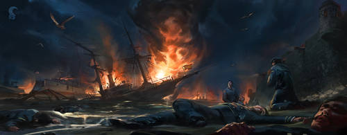 Los hombres perdidos de la guerra naval