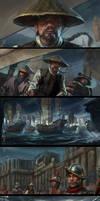 1574 Chinese Pirate invasion of Manila
