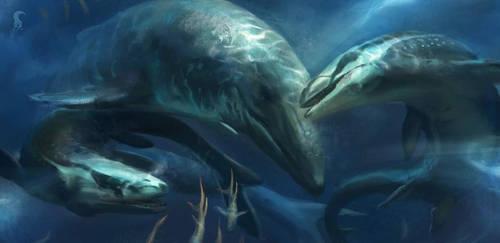 Gnathomortis vs Tylosaurus