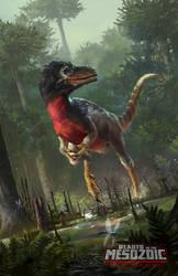 BoTM Tyrannosaur series : Moros Intrepidus