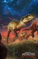BoTM Tyrannosaur series: Albertosaurus Sarcophagus