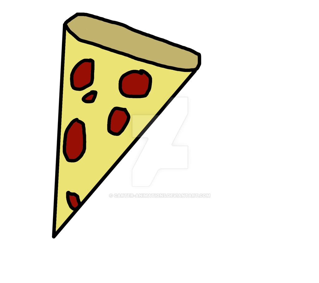 Pizza by Carter-Animations