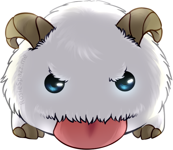 Ravenous Poro by AxlRosie on DeviantArt