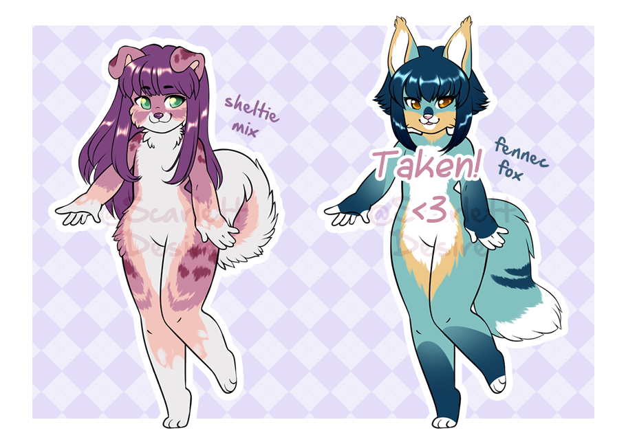 $8 Adopts [Closed] by AxlRosie