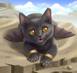 Kitten Dragon