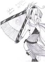 Sakura Fan by QueefCream
