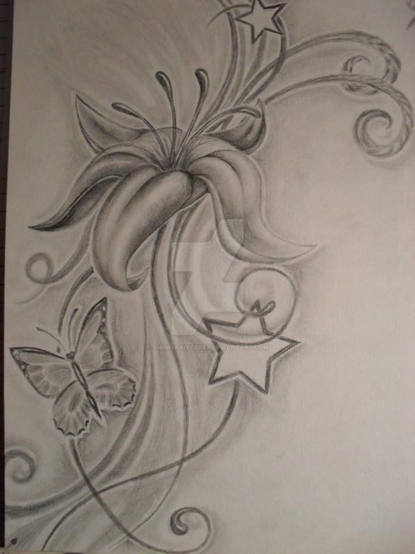 my boyfriend draw me a tattoo by xmimixkaixcorex on deviantart