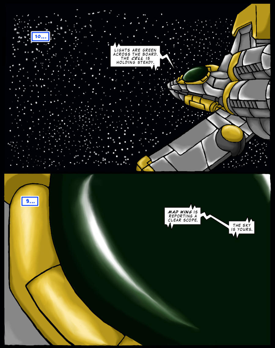 Csirac - Issue #1 - Page 8 by TF-TVC