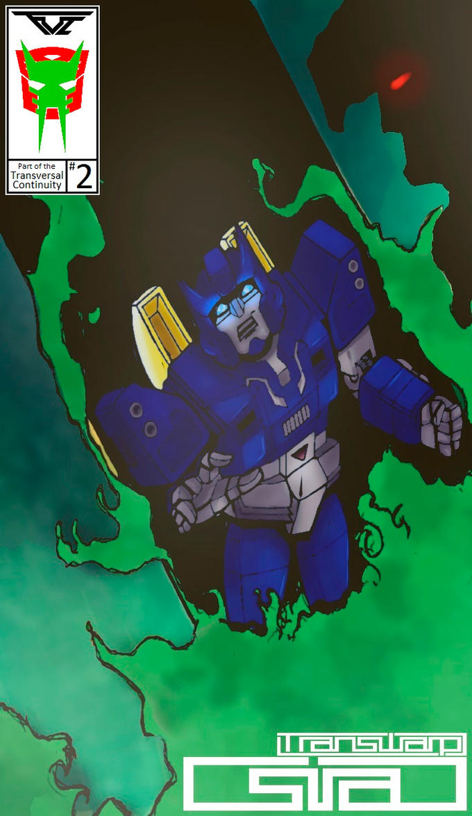 Csirac - Issue #2 - Cover by TF-TVC