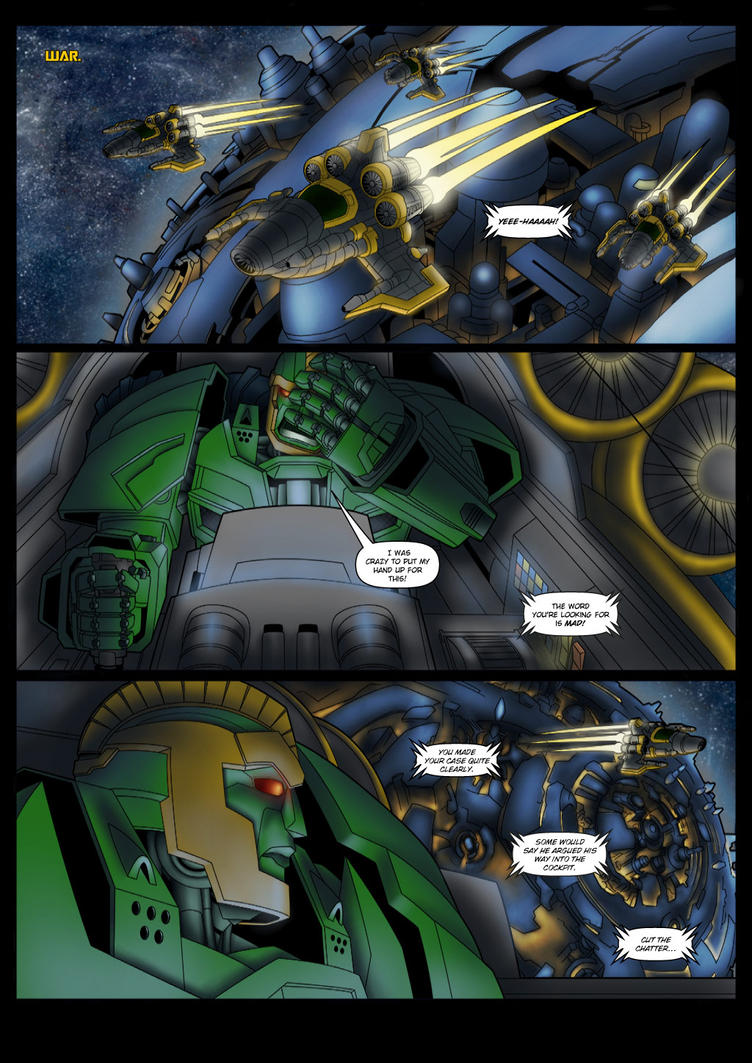 Primal - Issue #1 - Page 4 by TF-TVC