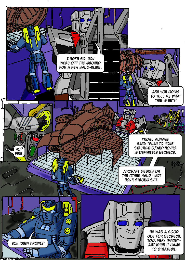 Csirac - Issue #3 - Page 6 by TF-TVC