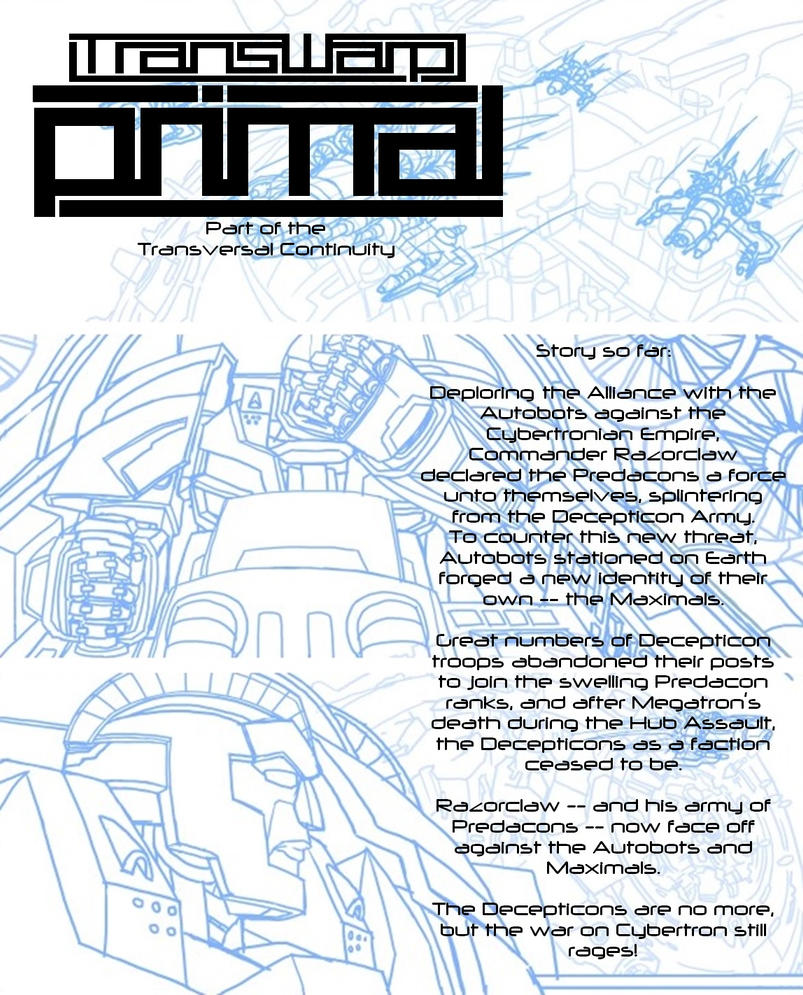 Primal - Issue #1 - Intro by TF-TVC