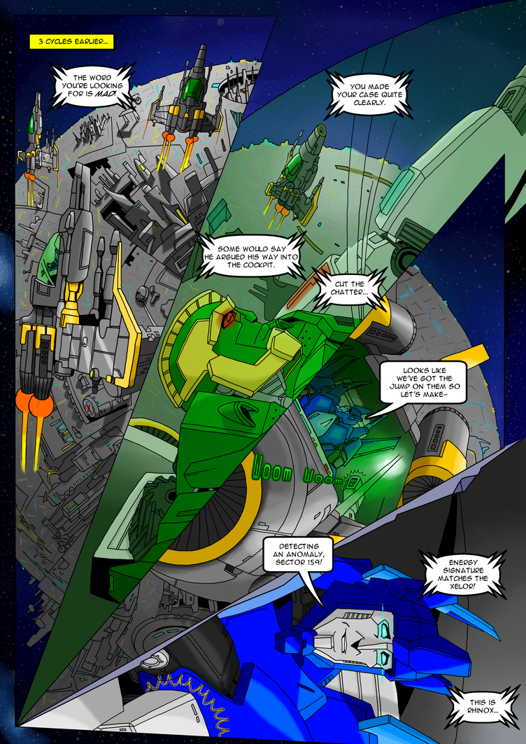 Primal - Issue #1 - Page 7 by TF-TVC
