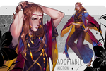 Adoptable [ CLOSED]