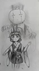 Puppeteer, sketch