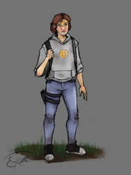 Character Concept - Addison