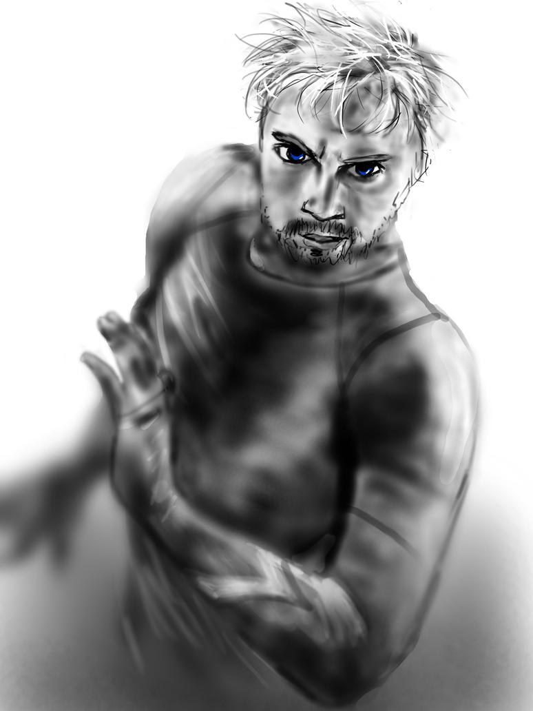 AoU Quicksilver by Sakurawish