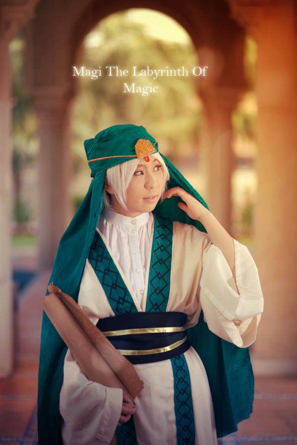 Magi The Labyrinth Of Magic : Jafar by HapiFello