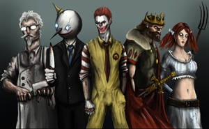 Fast Food Killers