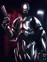 Robocop- Murphy Reborn by pxpxp