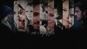 what do you say, love? - Killian x Emma wallpaper by take-a-leap-of-faith